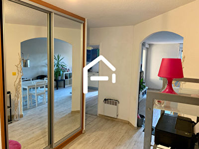 A vendre : Appartement T4 Labège Village Parking Privé