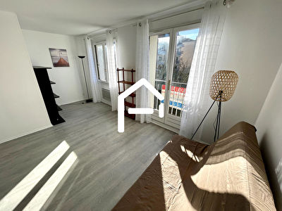 À louer : Appartement Toulouse Métro St-Michel T1 26 m2 / PARKING